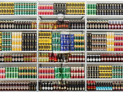 Liu Bolin – Vanishing Point