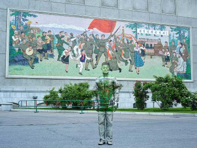 LIU BOLIN: Hiding on the 38th Parallel North